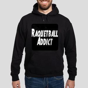Raquetball Addict Hoodie (dark)