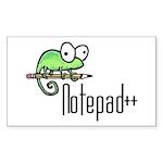 logo_new_big Sticker (Rectangle 10 pk)