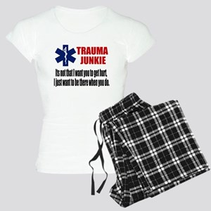 Trauma Junkie Women's Light Pajamas
