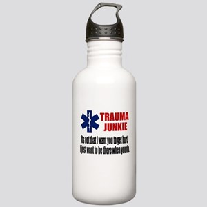 Trauma Junkie Stainless Water Bottle 1.0L