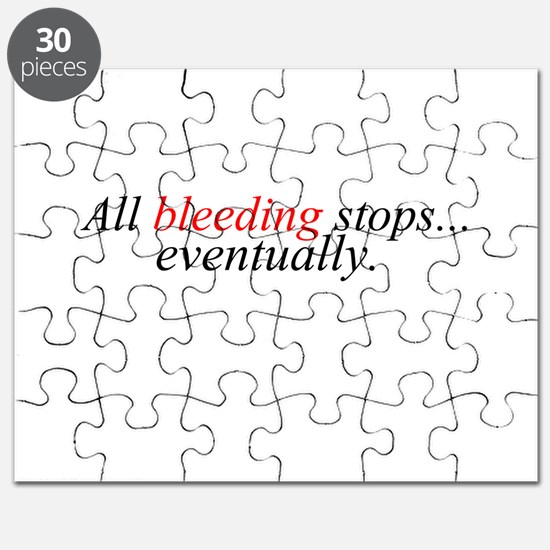 All Bleeding Stops Puzzle