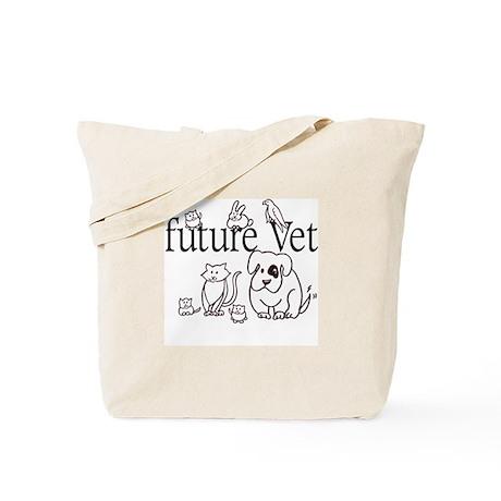 future Vet Tote Bag