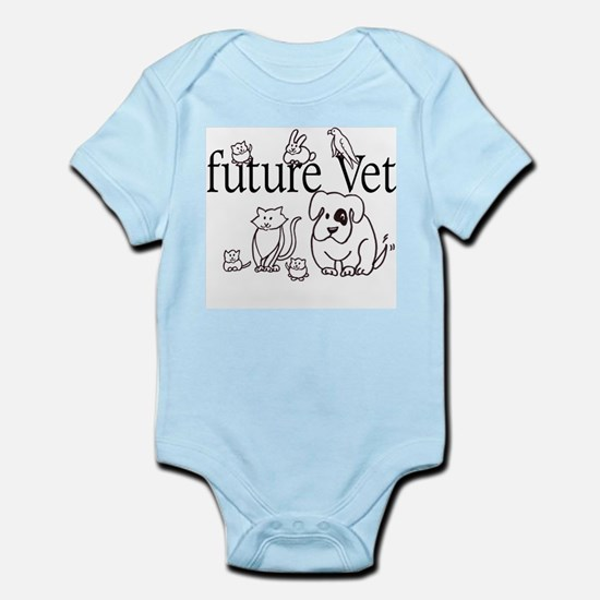 future Vet Infant Bodysuit