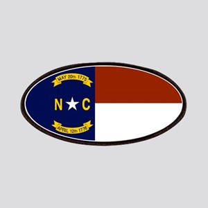 North Carolina State Flag Patches