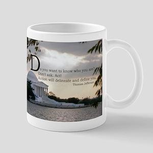 Thomas Jefferson wisdom Mug