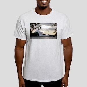 Thomas Jefferson wisdom Light T-Shirt