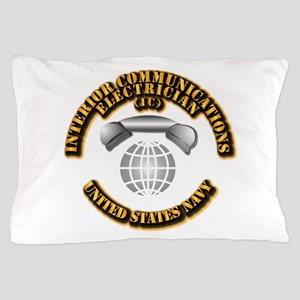 Navy - Rate - IC Pillow Case