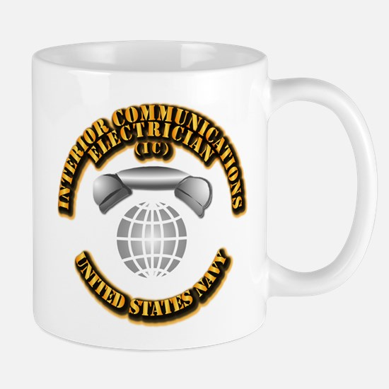 Navy - Rate - IC Mug