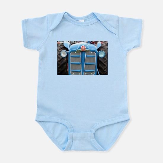 Fordson Super Major Tractor Infant Bodysuit