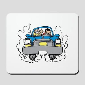 Cute Art Design Mousepad