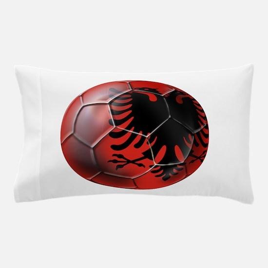 Albanian Football Pillow Case