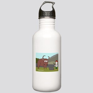 English Horn? Stainless Water Bottle 1.0L