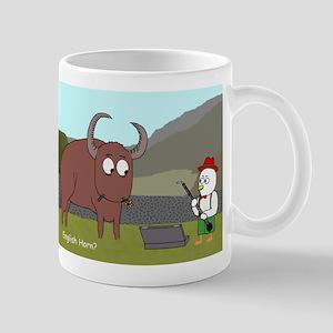 English Horn? Mug