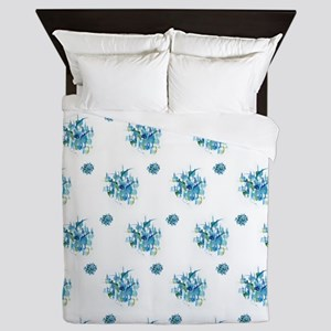 Atom Sea Queen Duvet