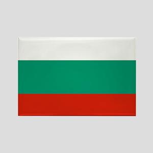 Flag of Bulgaria Rectangle Magnet