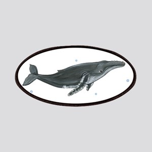 Humpback Whales Patches