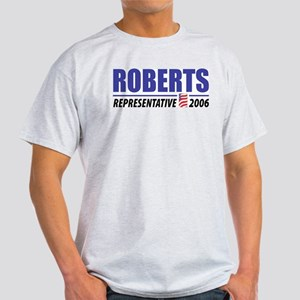 Roberts 2006 Ash Grey T-Shirt
