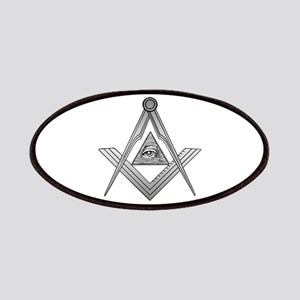Mason Illuminati Patches