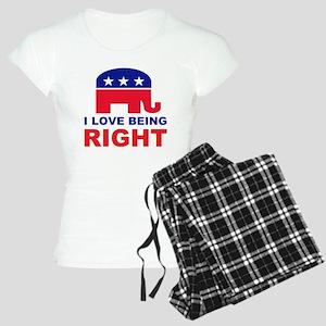 Romney Always right Women's Light Pajamas
