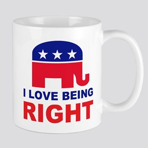 Romney Always right Mug