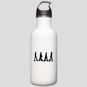 Zebra Crossing Stainless Water Bottle 1.0L