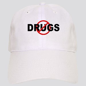 Anti / No Drugs Cap