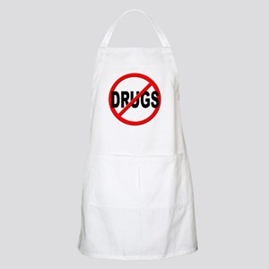 Anti / No Drugs Apron