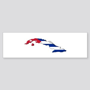 Island Flag Sticker (Bumper)