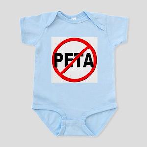 Anti / No PETA Infant Bodysuit
