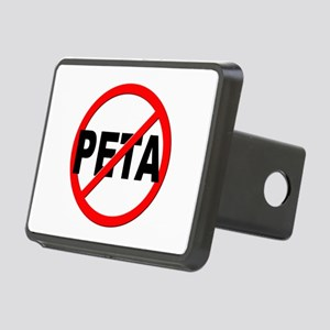 Anti / No PETA Rectangular Hitch Cover