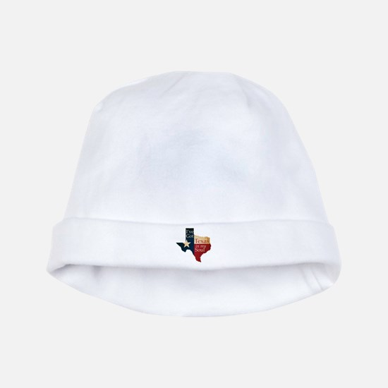 Texas in my Soul baby hat