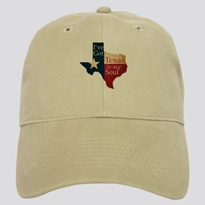 Texas in my Soul Cap