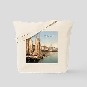 Vintage Denmark Tote Bag