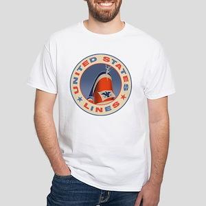 United states Lines custom logo T-Shirt