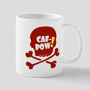 Caf-Pow Skull Mug