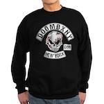 Doombxny Biker Patch Sweatshirt (dark)