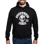 Doombxny Biker Patch Hoodie (dark)