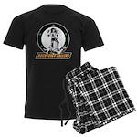 rtr_logo in color for black shirts Men's Dark