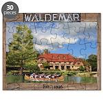Waldemar Dining Hall Puzzle
