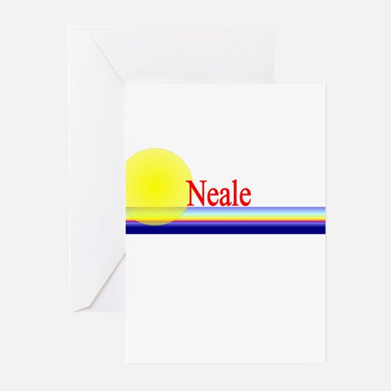 Neale Greeting Cards (Pk of 10)