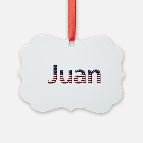 Juan Stars and Stripes Ornament