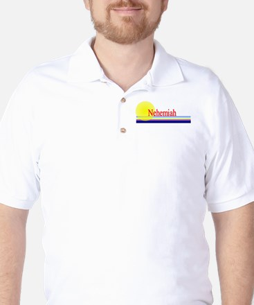 Nehemiah Golf Shirt