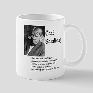Carl Sandburg Mug