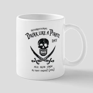 Drink Like a Pirate Mug