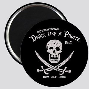 Drink Like a Pirate Magnet