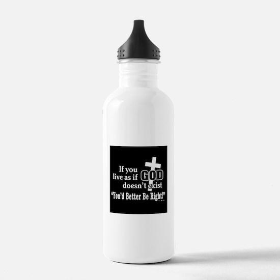 james green Water Bottle