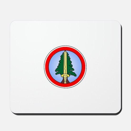 Bookhouse Boys Logo Mousepad