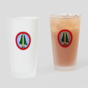 Bookhouse Boys Logo Drinking Glass