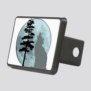 wolfmoongray Rectangular Hitch Cover