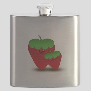 Very Berries Flask